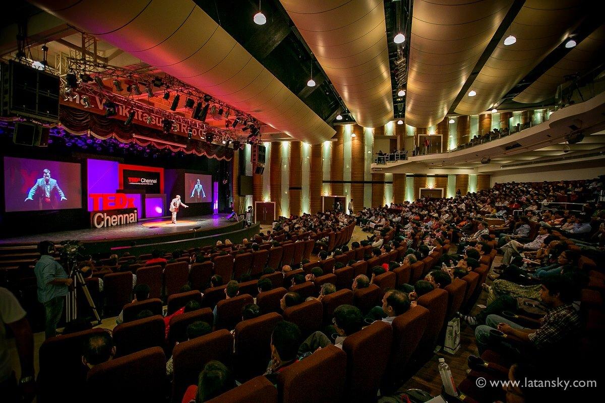 фото Латанский на большой сцене