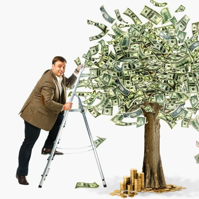 Как стать богатым. Амбиции и продвигающие убеждения фото