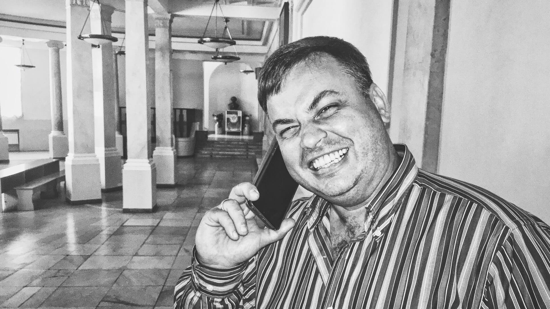 Лафхак «Как избавиться от неприятных телефонных звонков» фото