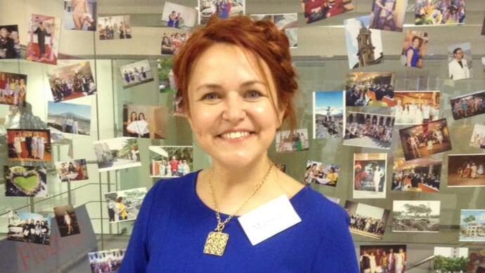 Отзыв участницы тренинга МЕСТО ПОД СОЛНЦЕМ™ Марины Борисенко картинка