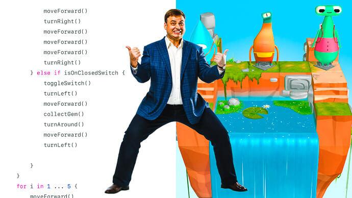 Быстрый способ освоить язык программирования Apple
