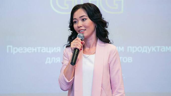 Айжан Шегенова из Казахстан, отзыв
