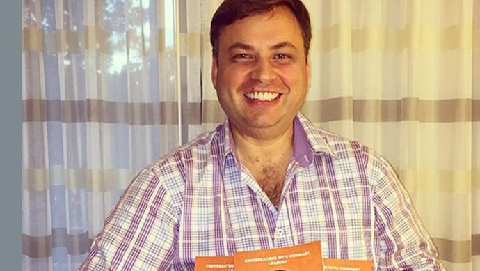 Николай Латанский из Сан-Франциско