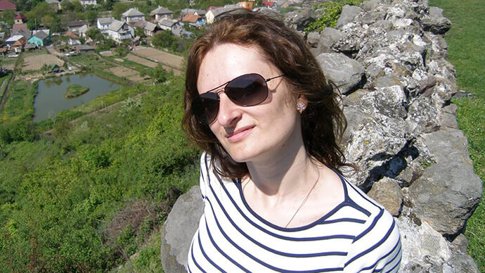 Ксения Мошкола, отзыв