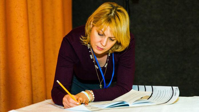 Отзыв Елены Данильченко о тренинге Николая Латанского фотография
