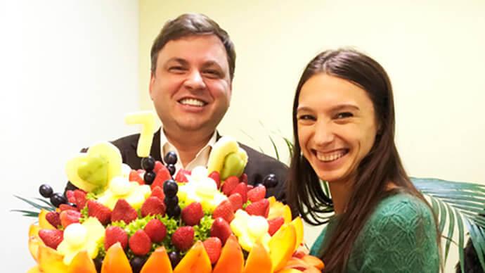 день рождения Академии Настоящего Успеха фото