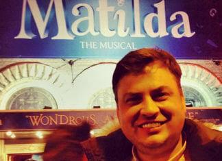 Мюзикл «Матильда», Латанский, фото