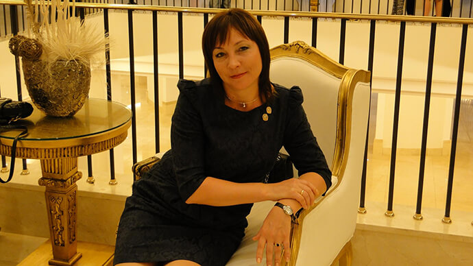 Татьяна Халупяк, отзыв