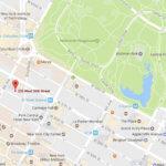 Фото Квартира в Манхеттене вид на карте
