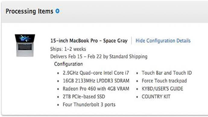 Латанский о MacBook Pro картинка