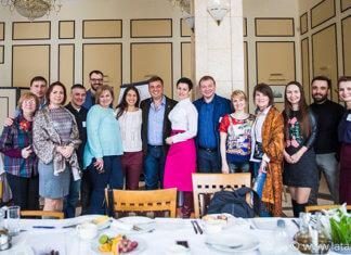 Бизнес-завтрак с Латанским Минск фото