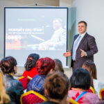 Мастер-класс Разбуди В Себе Гения™ в Тбилиси. Фотография 2