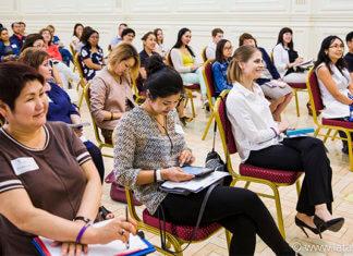 Бишкек. мастер-класс Латанского фото