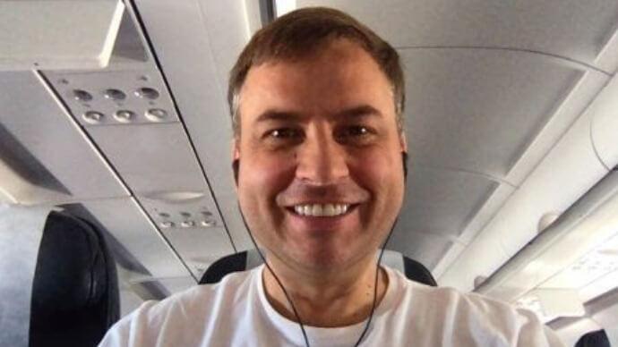 Латанский из самолета картинка