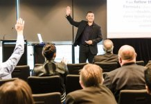 Саммит спикеров в Новой Зеландии картинка
